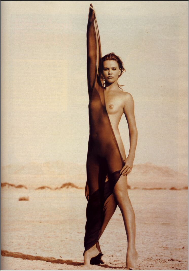 Charlize Theron Nude Picture