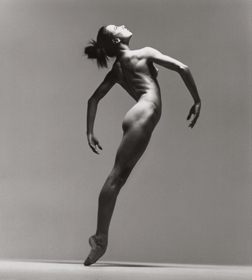 Sylvie Guillem by Richard Avedon